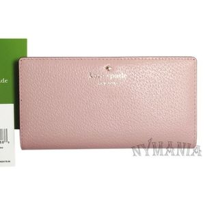 Kate Spade STACY Grand Street Leather Wallet (BNWT